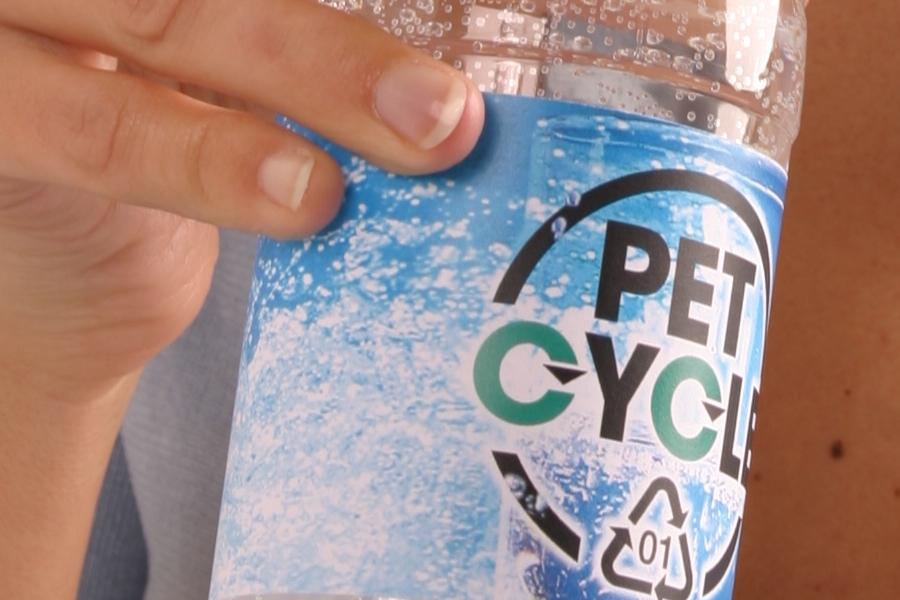 Petcycle PET Einweg Flasche Stoffkreislauf Ökobilanz IMG 4196 Ausschnitt
