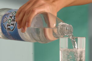Petcycle PET Flasche Mineralwasser Kreislaufwirtschaft Getränkeverpackungen