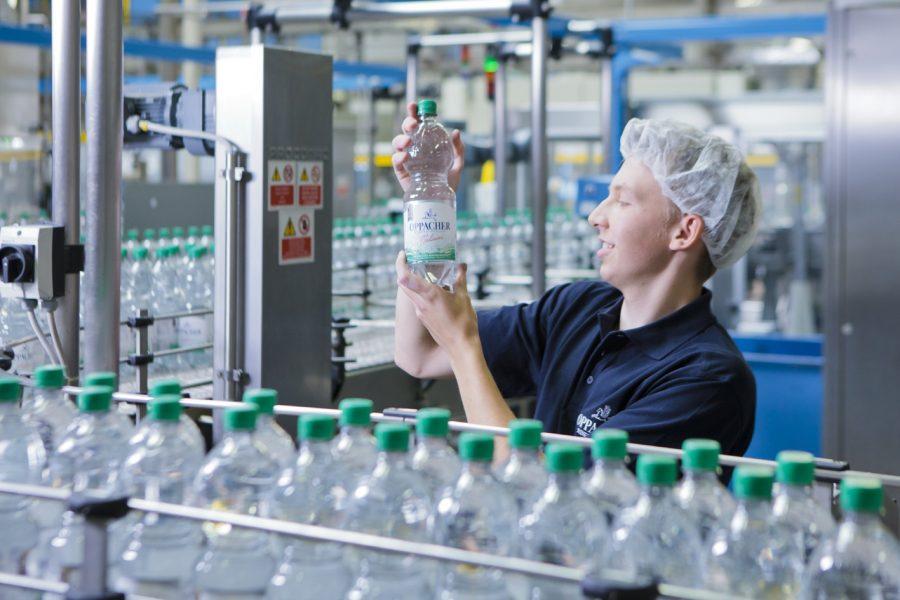 Oppacher Mineralwasser Flaschenabfuellung Getraenkeverpackung Petcycle Partner 02