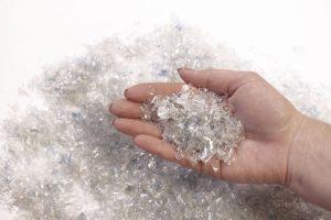 Bad Duerrheimer PET Recycling Material Rezyklat